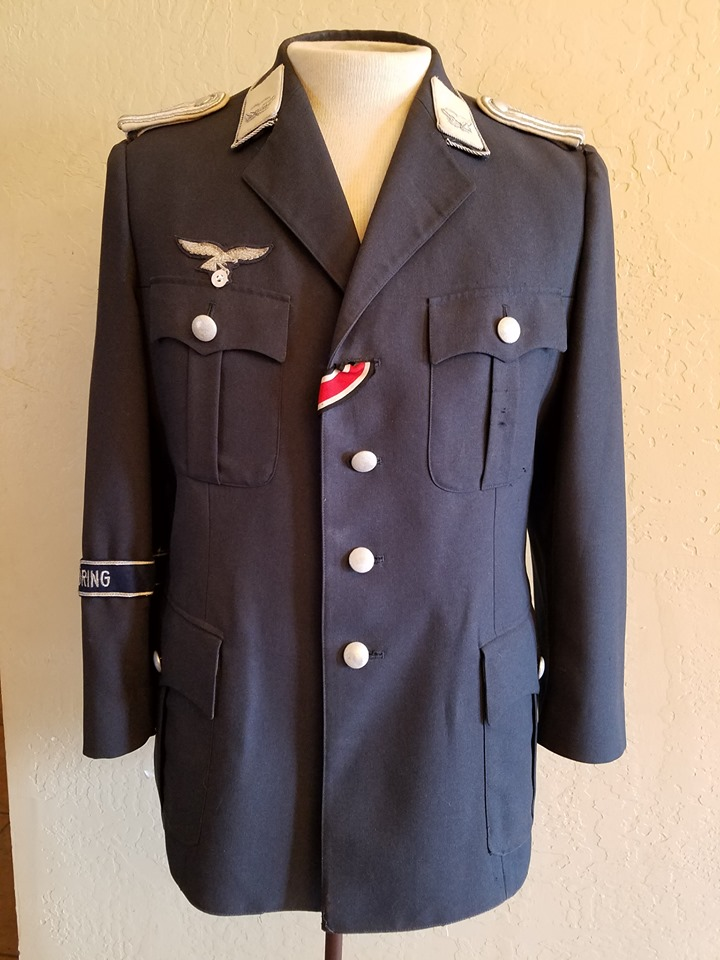 German Luftwaffe Officers Tunic - REPRO